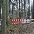 Auch die Archäologie hat ein berechtigtes Interesse an den Bauarbeiten. Es gilt, mögliche Fundorte vor Zerstörungen zu schützen