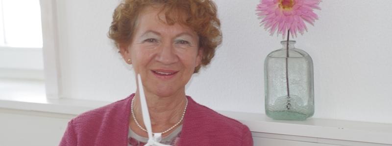 Landtagsabgeordnete Dorothea Wehinger bezog am Mittwoch in den aktuellen Windkraft-Debatten Stellung. swb-Bild: of
